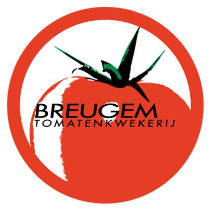 Oude logo van Tomatenkwekerij Breugem
